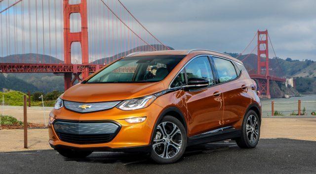 Электрокар Chevrolet