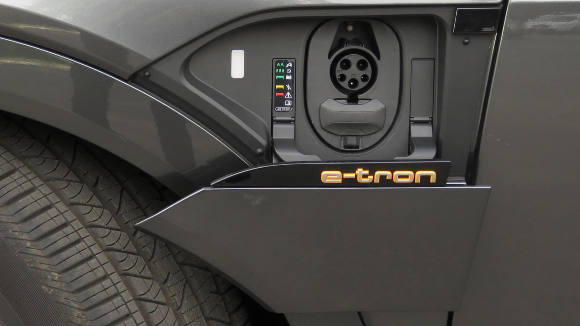 Audi E-tron - отчет о первой поездке - Калифорния, май 2019 года