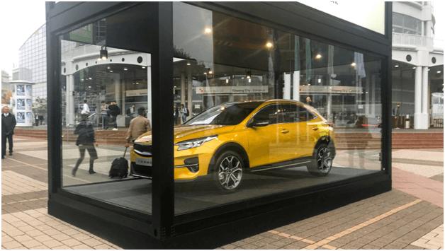 Автосалон во Франкфурте 2019 KIA