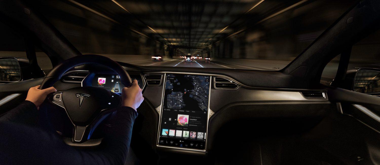 Tesla автомобиль