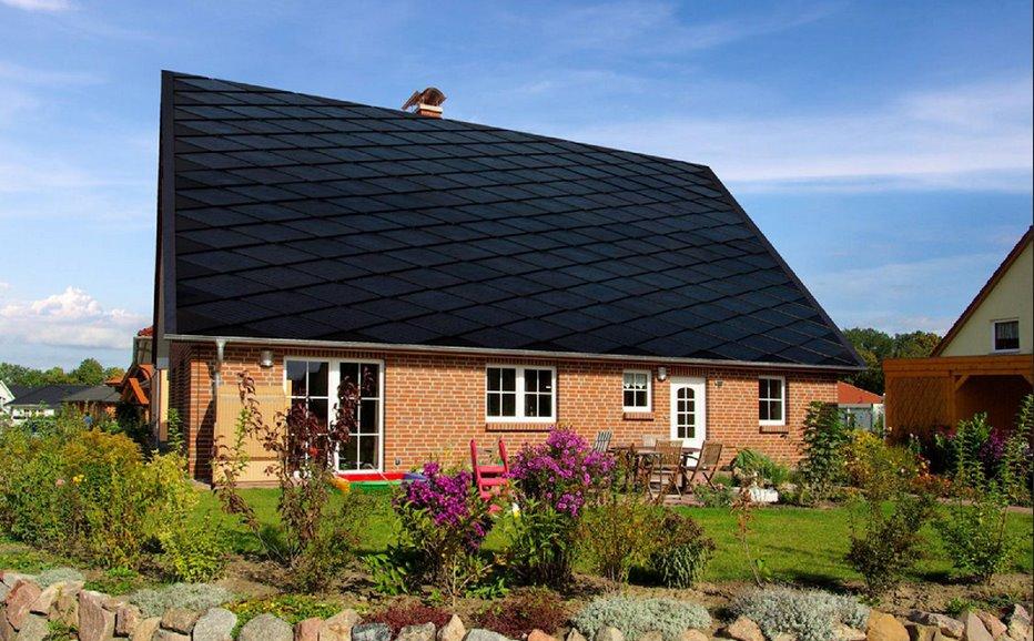 Солнечная крыша
